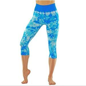 2/$26 3/$36 Capri leggings with marble design